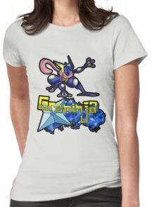 Greninja Pokemon Tee Womens Fitted T-Shirt