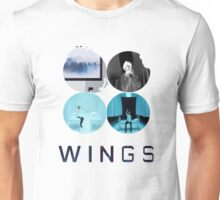 BTS-WINGS-LIES [White] Unisex T-Shirt