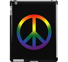 The Colors of Love are Infinite iPad Case/Skin