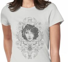 CLAIRVOYANCE Womens Fitted T-Shirt