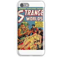 Strange Worlds - Sirens of Space! iPhone Case/Skin
