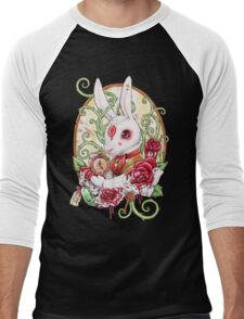 Rabbit Hole Men's Baseball ¾ T-Shirt