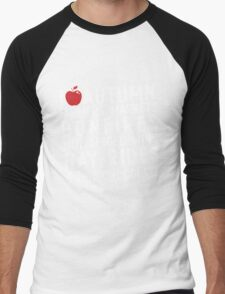 I Love Autumn Men's Baseball ¾ T-Shirt