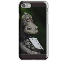 A Dragon called Pete iPhone Case/Skin