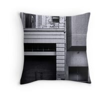 urban scapes Throw Pillow