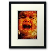 Oh Don't Be Such A Boehner Framed Print