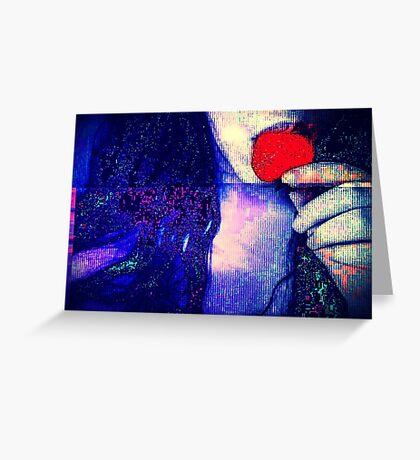 Circuit Siren Greeting Card