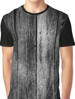 Rustic Barn Wood Graphic T-Shirt