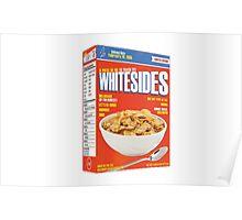 JW Cereal Poster