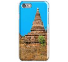 Bagan shrines. iPhone Case/Skin