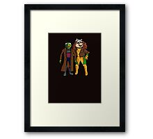 Good Grief, X-Muppets Framed Print