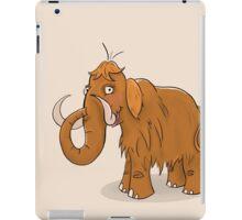 Bristle The Mammoth iPad Case/Skin