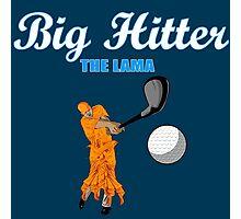 Big Hitter the Lama - Caddyshack Photographic Print