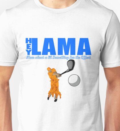 Hey Lama Unisex T-Shirt