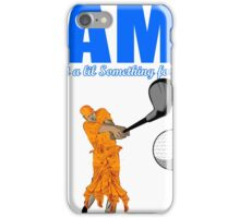 Hey Lama iPhone Case/Skin