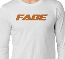 Fade - Kanye west Long Sleeve T-Shirt