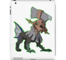 Type: Null green iPad Case/Skin