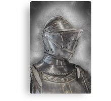 Armoured #2 Canvas Print
