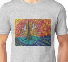 Two Turtle Doves Unisex T-Shirt