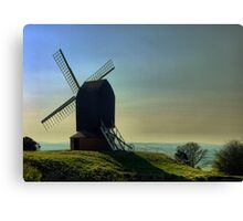 A Variation on Windmills in my Mind (3) Canvas Print