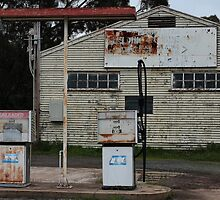 No Petrol. by Jeanette Varcoe.