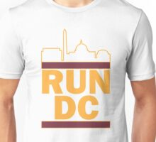 Redskins - Run DC - Run DMC Unisex T-Shirt