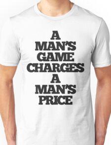 TRUE DETECTIVE MAN'S GAME Unisex T-Shirt