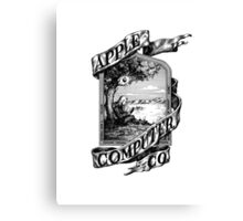 APPLE COMPUTER CO Canvas Print