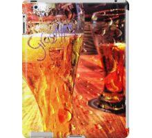 Beer at the bar.  iPad Case/Skin