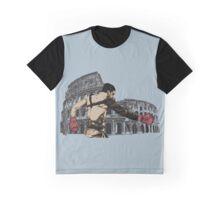Modern-Day Gladiators Graphic T-Shirt