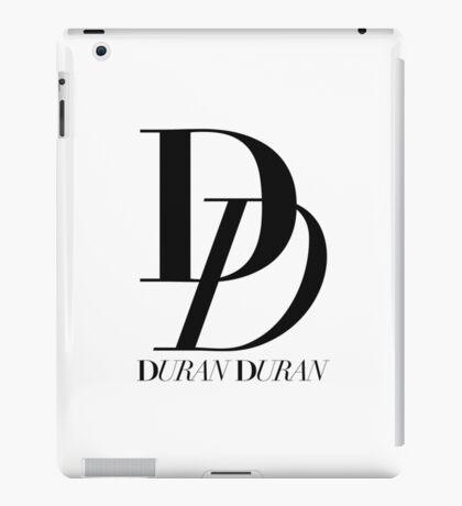 Duran Duran Logo iPad Case/Skin