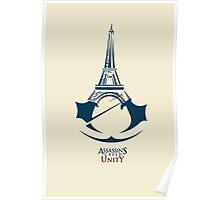 Assassin's Creed: Unity by AronGilli Poster