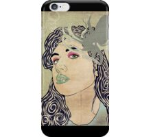 the eight personalities of karma iphone cover iPhone Case/Skin