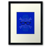 Calculated Resistance Framed Print