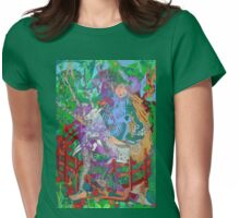 Archeology of the Unicorn Womens Fitted T-Shirt