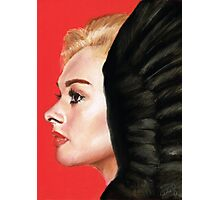 Tippi Hedren - The Birds Photographic Print