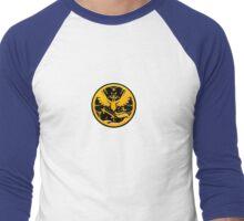 Mystic Ranger Men's Baseball ¾ T-Shirt