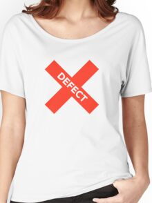 Defect (Prisoner's Dilemma) Women's Relaxed Fit T-Shirt
