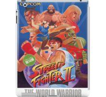 Frank Ocean - Street Fighter iPad Case/Skin