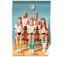 red velvet - rr group  Poster