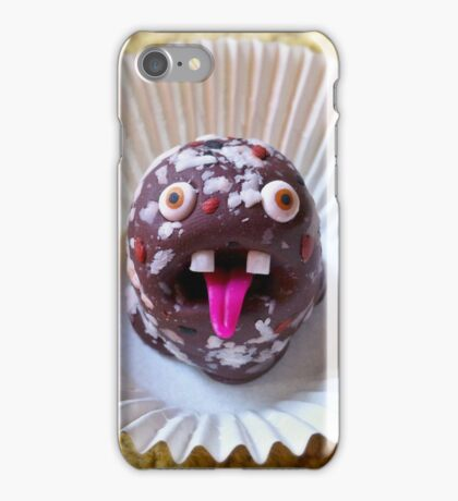 you want to eat me?! really?!  iPhone Case/Skin