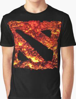 Dota 2 Magma Graphic T-Shirt