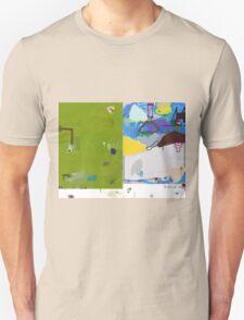 Abstract talk 009 Unisex T-Shirt