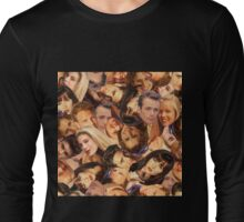 High School, 90210 Long Sleeve T-Shirt