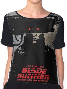 Blade Runner Chiffon Top