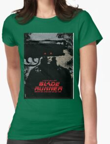 Blade Runner Womens Fitted T-Shirt