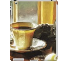 Breakfast Is Ready iPad Case/Skin