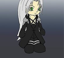 Sephiroth Chibi by 11celle