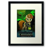 Little Pip in the Pyrelight Framed Print
