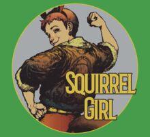 Squirrel Girl Kids Tee